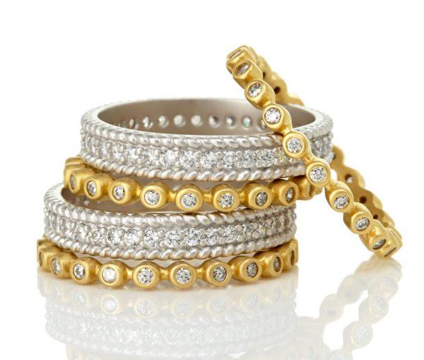 , Freida Rothman – MF Stackable Rings