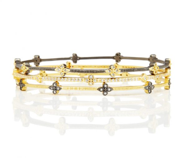 , Freida Rothman – Thin Clover Station Bangle