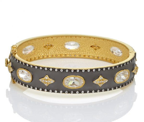 , Freida Rothman – Hinged Bangle