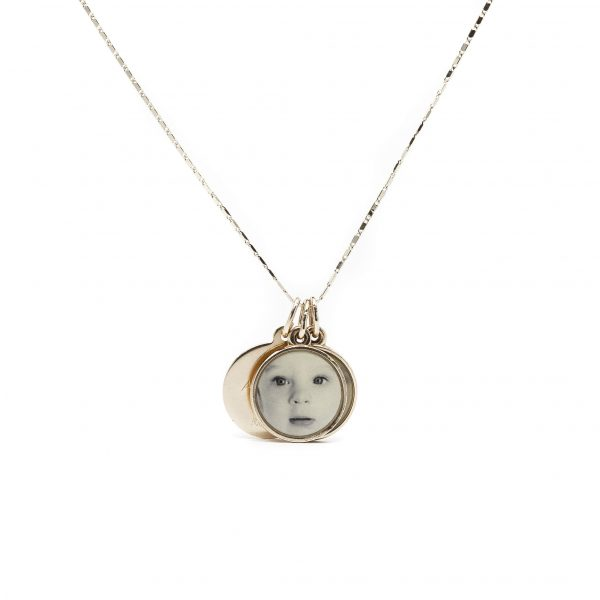 , Photoart Charm Necklace
