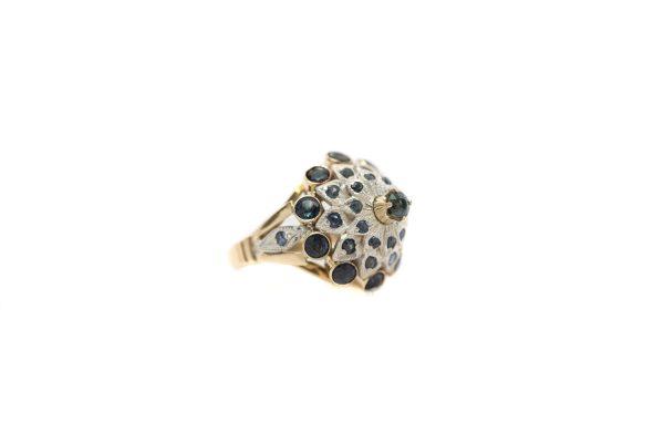 , Peacock Ring