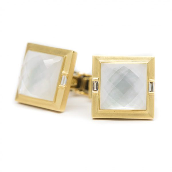 , Doves Cuff Links