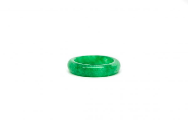 , Natural Jadeite Band
