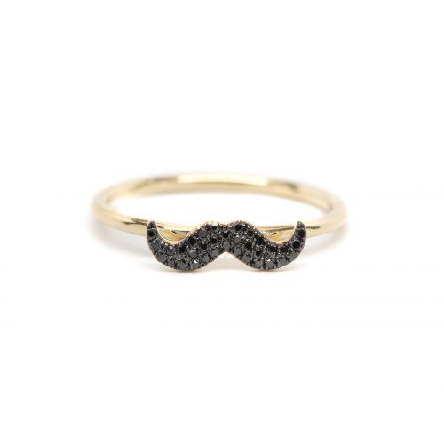 , Black Diamond Mustache