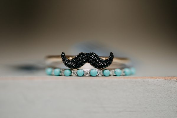 , Black Diamond Mustache