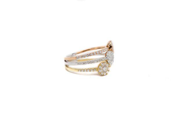 , S. Kashi 3 Shank Ring