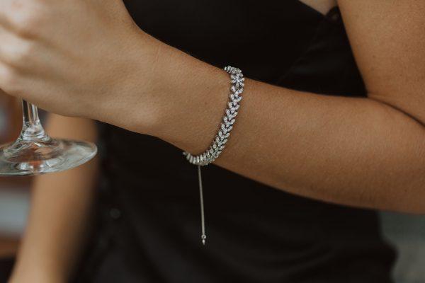 , Diamond Bracelet
