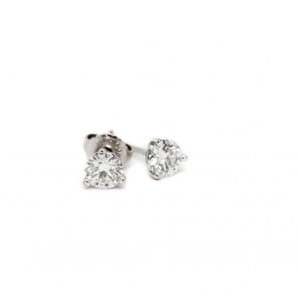 , 1 CT Diamond Studs