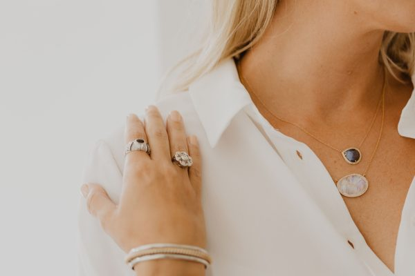 , Estate Diamond & Sapphire Ring