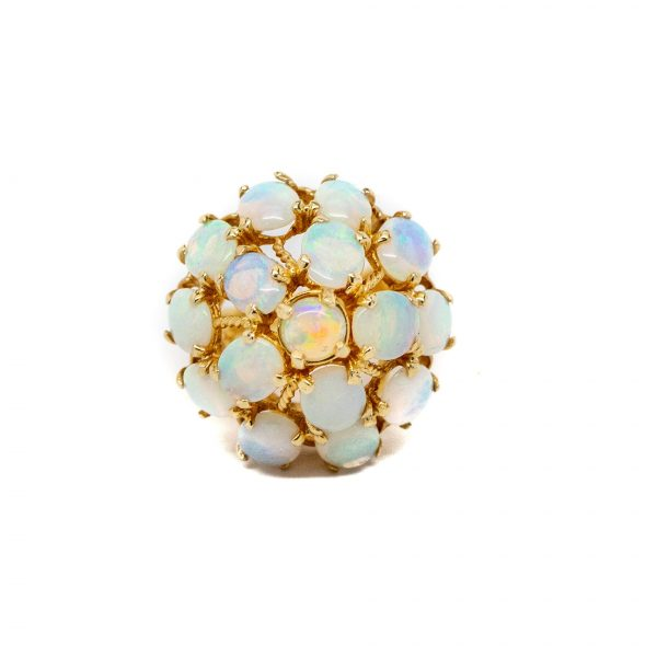 , Vintage Opal Ring