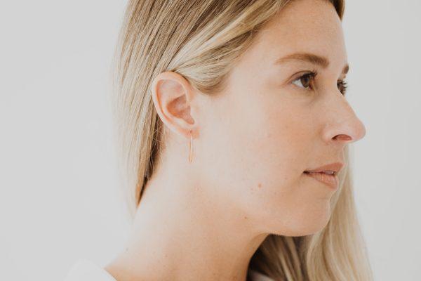 , Hoop Earrings