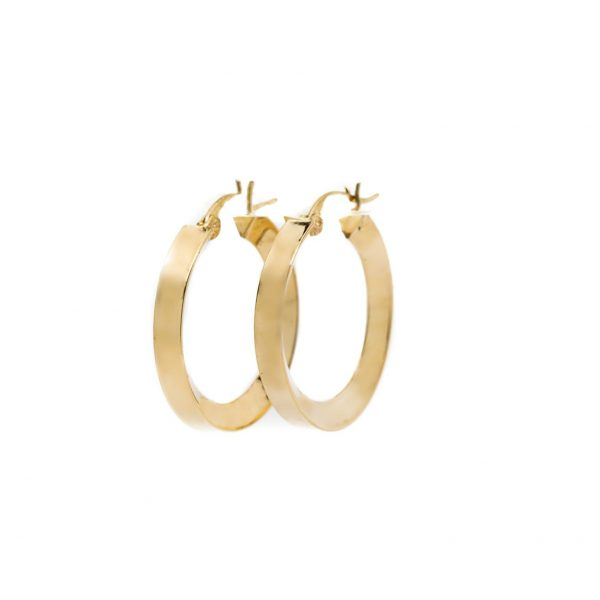 , Hoop Earrings