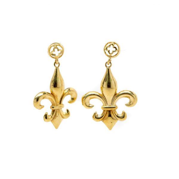 , Fleur Earrings