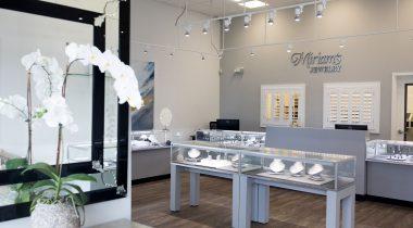 Miriam's Jewelry store