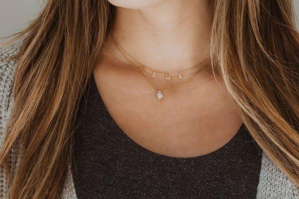 , Custom Mama Necklace