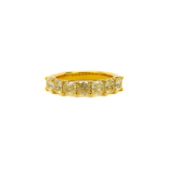 , Yellow Diamond Band