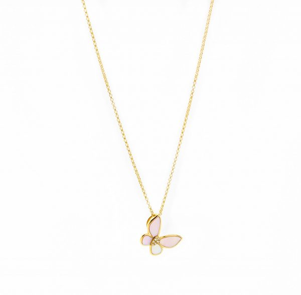 , Butterfly Necklace