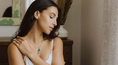 Accentuate Your Inner Goddess with Emeralds