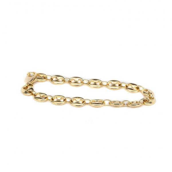 , Estate Gucci/Mariner Bracelet