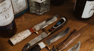 Handmade knives