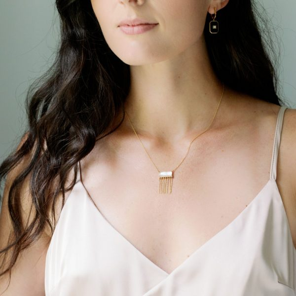 , Mother of Pearl Necklace